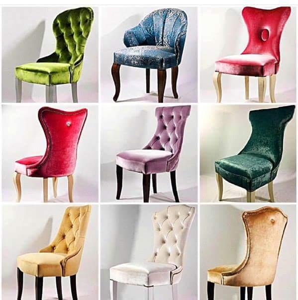 Фото Перетяжка и ремонт стульев