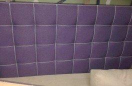 Перетяжка и ремонт кроватей - фото наших работ №15