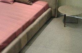Перетяжка и ремонт кроватей - фото наших работ №39