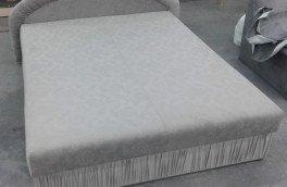 Перетяжка и ремонт кроватей - фото наших работ №36