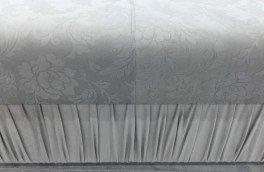 Перетяжка и ремонт кроватей - фото наших работ №29