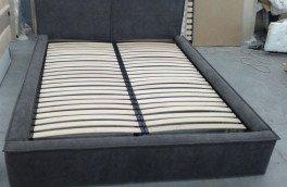 Перетяжка и ремонт кроватей - фото наших работ №30