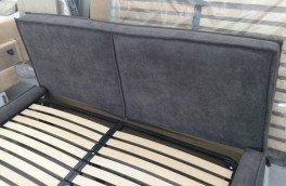 Перетяжка и ремонт кроватей - фото наших работ №31