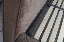Перетяжка и ремонт кроватей - фото наших работ №26