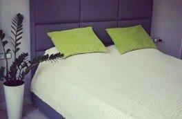 Перетяжка и ремонт кроватей - фото наших работ №6