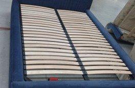 Перетяжка и ремонт кроватей - фото наших работ №8