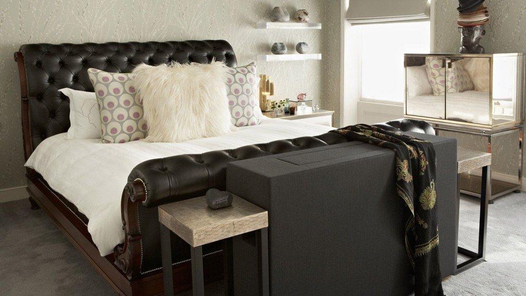 Перетяжка и ремонт кроватей - фото №6