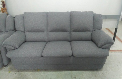 Перетяжка и обивка диванов - фото наших работ №5