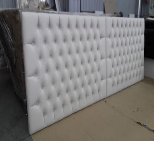 Изготовление мягких настенных панелей - фото наших работ №32