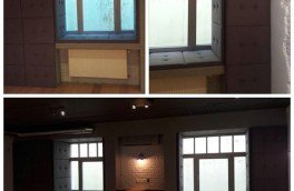 Изготовление мягких настенных панелей - фото наших работ №54