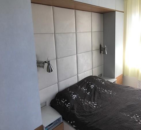 Изготовление мягких настенных панелей - фото наших работ №16