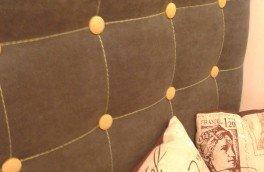 Изготовление мягких настенных панелей - фото наших работ №64