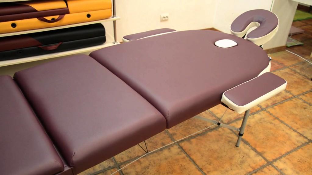 Фото Перетяжка массажных столов