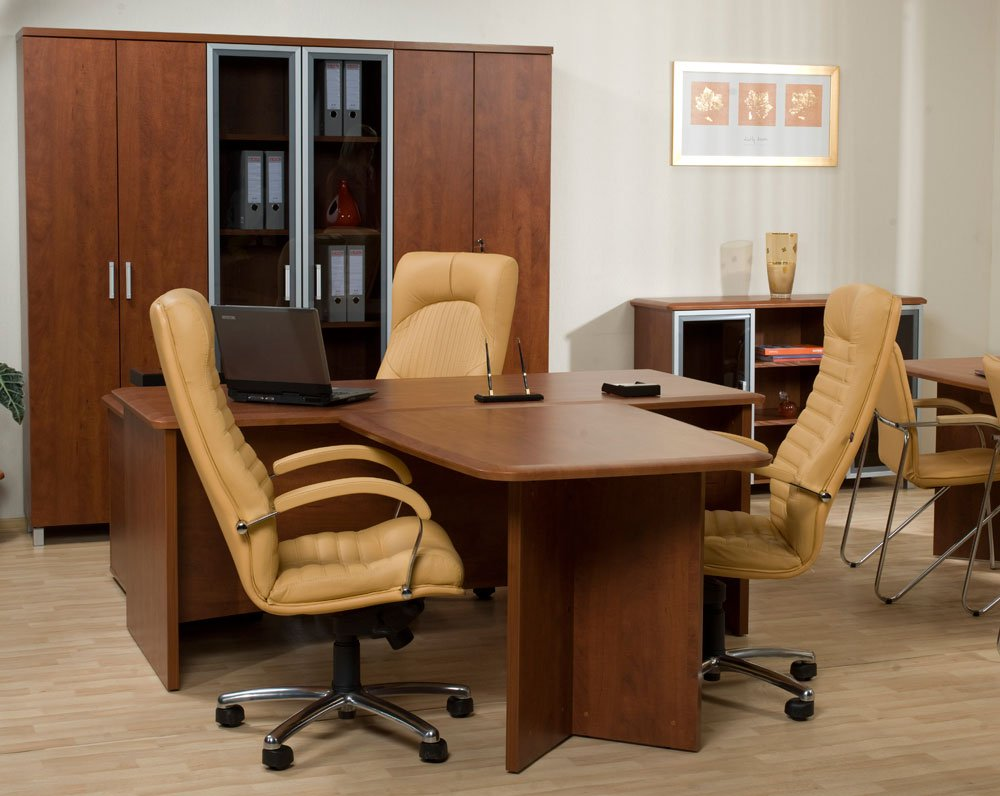 Перетяжка и ремонт офисных кресел (стульев) - фото №6