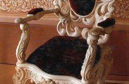 Реставрация и ремонт антикварной мягкой мебели - фото наших работ №13