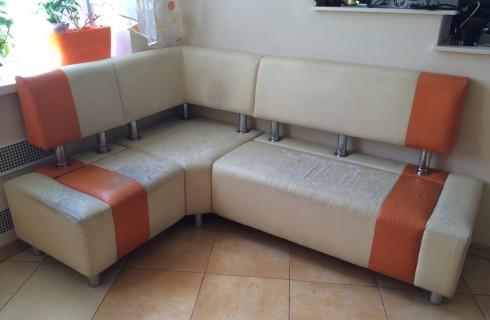 Фото - До и после перетяжки мебели