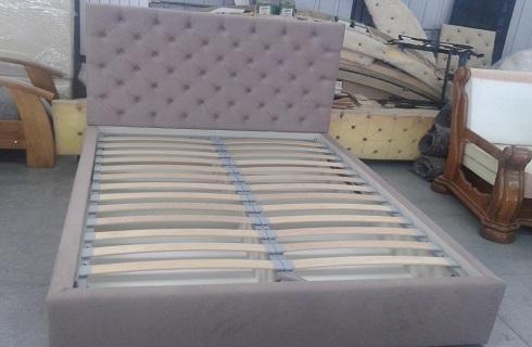 Кровати на заказ - фото наших работ №6