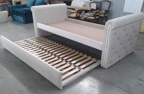 Кровати на заказ - фото наших работ №12