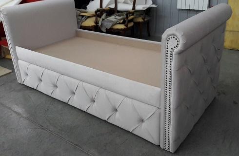 Кровати на заказ - фото наших работ №14