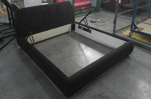 Кровати на заказ - фото наших работ №28