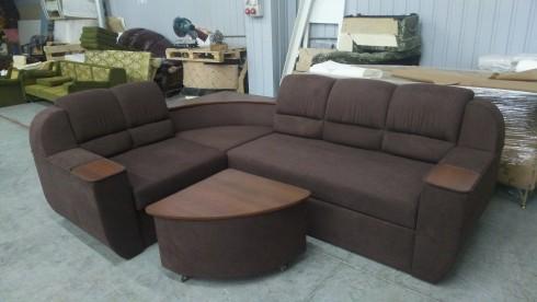 Изготовление диванов на заказ - фото наших работ №2