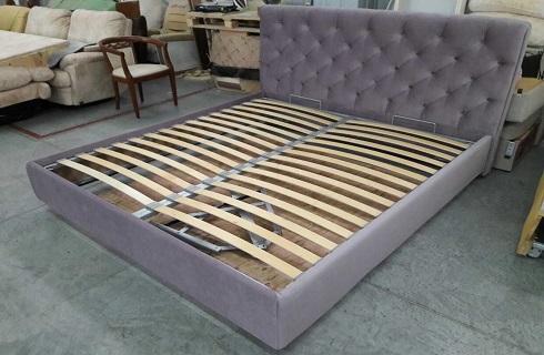 Кровати на заказ - фото наших работ №18