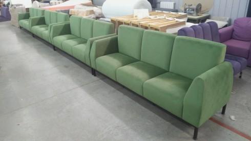 Изготовление диванов на заказ - фото наших работ №22